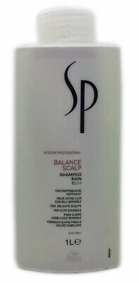 Wella SP Balance Scalp Shampoo 1000 ml