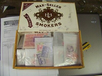50-80 Year Old US Mint Vintage Stamp Collection in Envelopes Buy 3 get 1 free