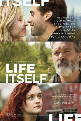 Life itself DVD. Used. Free delivery.