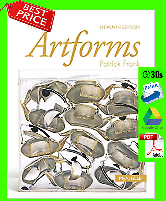 🔥 Prebles Artforms 11th edition 🔥PDF🔥(30s).