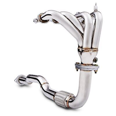 Stainless Exhaust De Cat Bypass Decat Manifold For Toyota Celica St202 2.0 3Sge
