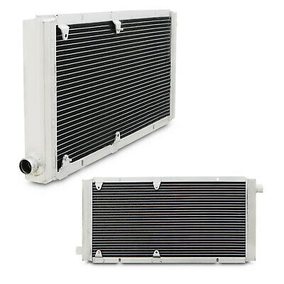 40mm HIGH FLOW ALLOY RADIATOR RAD FOR SEAT LEON ALTEA TOLEDO 1.6 2.0 FSI 04-15