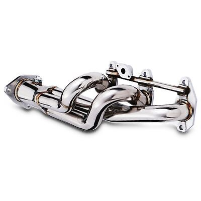 STAINLESS EXHAUST TUBULAR 3-1 MANIFOLD FOR MAZDA RX8 RX-8 SE3P FE3P 192 231 bhp