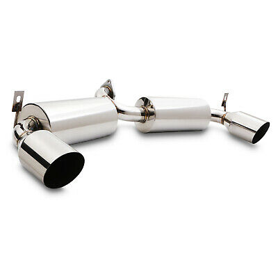 Stainless Exhaust De Cat Bypass Decat System For Toyota Mr2 Mr-2 Mk1 Non Turbo