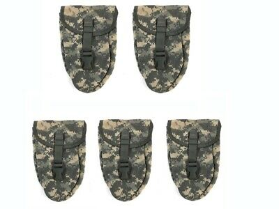 NEW US Military E-Tool Carrier Shovel Cover MOLLE II ACU Entrenching Tool Cover