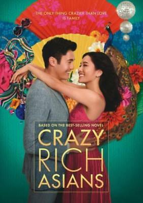 Crazy Rich Asians DVD. Used. Free delivery.