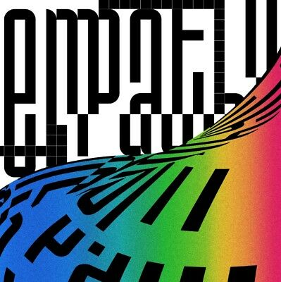 NCT 2018 EMPATHY Album CD+POSTER+Photo Book+Card+Diary+Tracking Num.K-POP SEALED