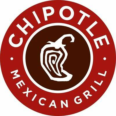 $5 Chipotle Gift Card - Mail Delivery