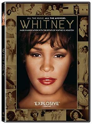 Whitney 2018 DVd. Used Free delivery