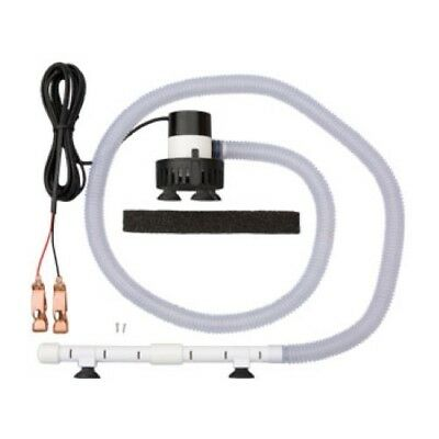 Marine Metal Aeration System 12V DC With Bilge Pump & Kit SS212