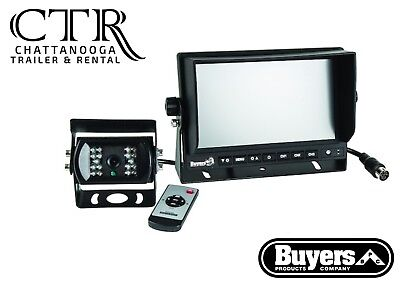 Buyers Products 8883000, Rear Observation System with Night Vision Camera