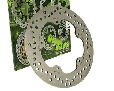 Brake Disc NG for Gilera DNA Runner Piaggio Beverly X7 X8 X9 MP3 Super Hexagon