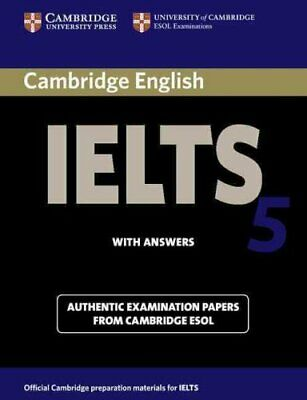 IELTS Practice Tests: Cambridge IELTS 5 Student's Book with Ans... 9780521677011