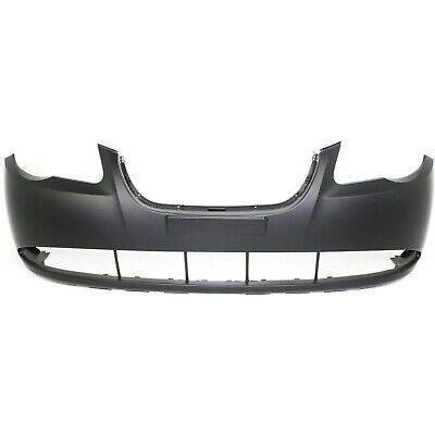 Front Bumper Cover For 2005-2009 Hyundai Tucson w// fog lamp holes Primed