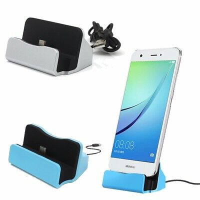 Type C Charger USB 3.1 Dock Holder for Samsung Galaxy Note 9 8 S8 S9 Plus A8 A6s