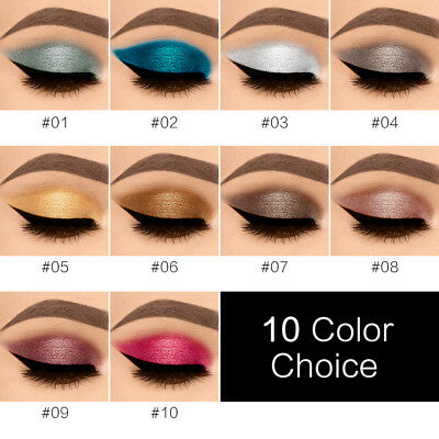 Glitter Liquid Eyeshadow Shimmer Makeup Eye Shadow Metals Party Makeup Hot Sale