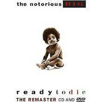 Notorious Big - Ready To Die (Remaster) Nuovo CD+DVD