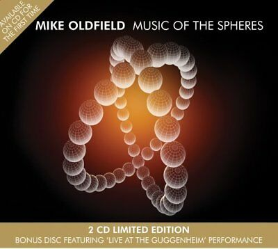 Mike Oldfield - Music Of The Sphere (Uk) New Cd