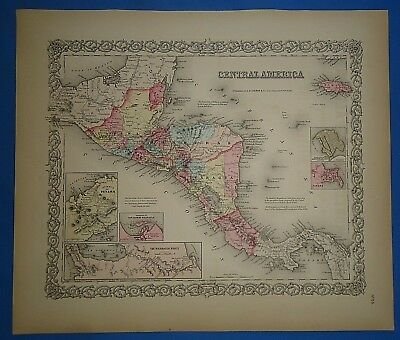MAP ANTIQUE 1857 USCS CAPE FEAR NORTH CAROLINA LARGE REPRO POSTER PRINT PAM1767