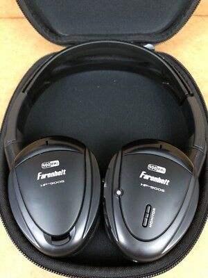 Farenheit HP 900S 900 MHz RF Wireless Headphones