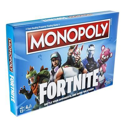 Fortnite Monopoly Board Game Limited Edition