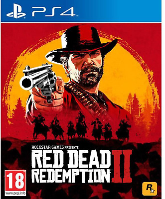 RED DEAD REDEMPTION 2 PS4 🔥Region GLOBAL🔥 No CD Key🔥 nstant  Delivery 📥