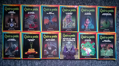 Lot 27 Livres Chair De Poule R L Stine Bayard Poche