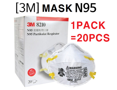 40 Occupational 3m 2 20 8200 Boxes N95 Respirator Of Particulate