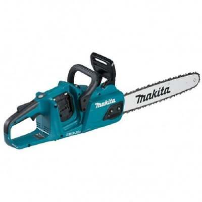 Makita DUC405Z Twin 18v 36v Cordless Chainsaw 40cm Bar Body Only
