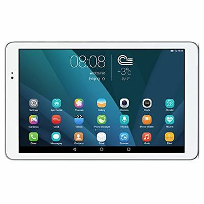 "Huawei Mediapad T1-A21W 10.1"" Tablet Wi-Fi 16GB Qualcomm Android 4.4 Silver"