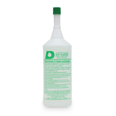 Dipetane Diesel Petrol Fuel Treatment Additive 1Ltr Improve Fuel Economy & Smoke