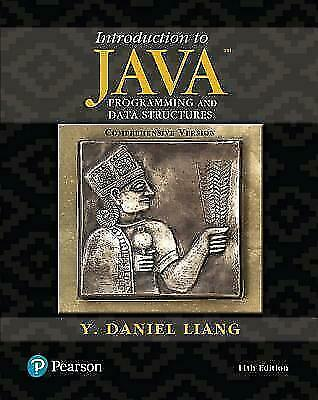 Introduction to Java Programming and Data Structures, Comprehensive 11th [PDF]