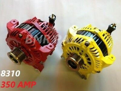 350 Amp 8310P Alternator Ford F Super Duty Excursion NEW High Output Performance