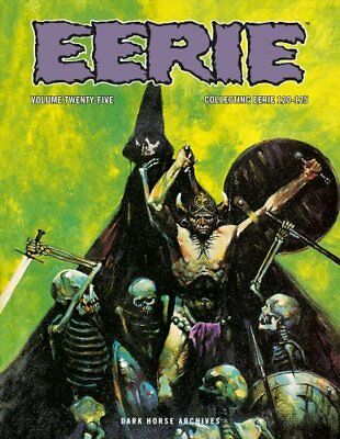 Eerie Archives Volume 25 by Various 9781506711652 (Hardback, 2019)