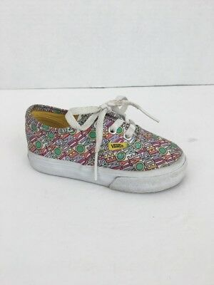The Beatles by Vans Childrens Toddler Shoes 6 Multi Color All You Need is  Love 936a13fc4