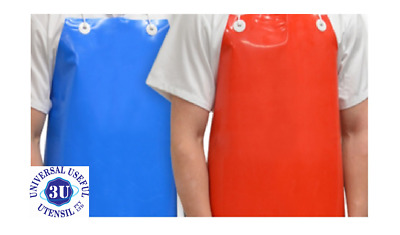 Apron PVC Water poroof Protective –Butcher, Seafood, Chef