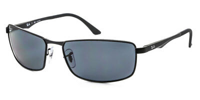ff1dce889f New Men Sunglasses Ray-Ban RB3498 Active Lifestyle Polarized 006 81 61
