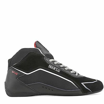 quality design aaba4 9c998 Sparco SP-F9 BLACK-RED High Top Men s Sneakers