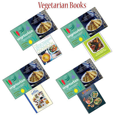 Green Roasting Tin and Deliciously Ella Plant-Based Cookbook Collection Set NEW