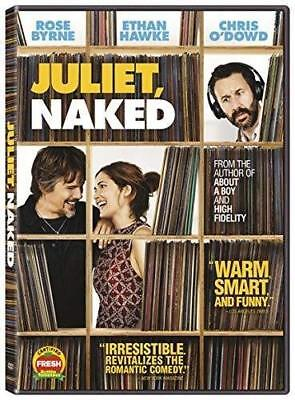 Juliet, Naked (DVD) [2018] USED, IN GOOD CONDITION (Region 1 DVD,US Import)