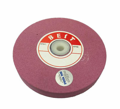 "Rdgtools 6"" / 150Mm Pink Grinding Wheel 20Mm Thick Tool Sharpening"