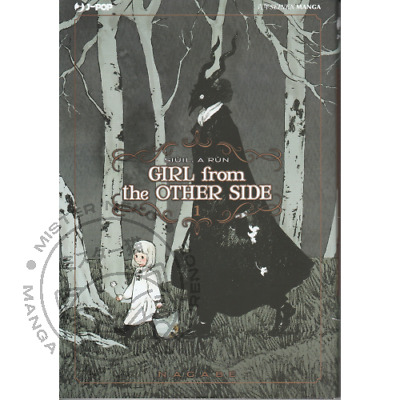 Manga - Girl From The Other Side 1 - J-Pop