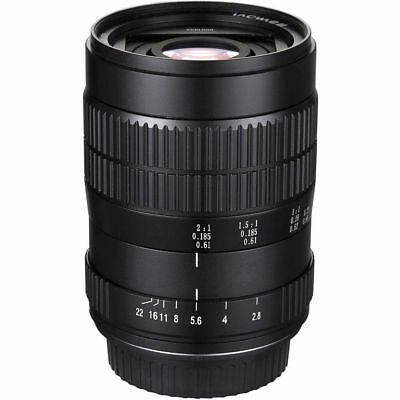 Laowa V-DX 60mm F/2.8 Macro (2:1) Lens (Nikon) *NEW* *IN STOCK*