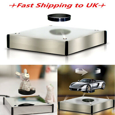Magnetic Levitation Floating Rotating Jewelry Display Shop Store Show Plateform