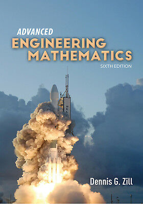 Advanced Engineering Mathematics 6th Edition by Dennis Zill🔥Read on Phone PDF🔥