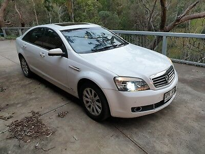 Holden Statesman 2007 WM Sedan 6.0 i V8 wm