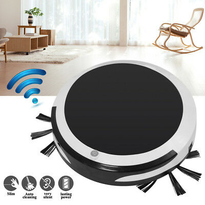 Automatic Rechargeable Smart Sweeping Robot Vacuum Cleaner Strong Suction