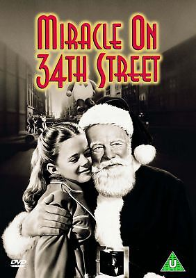Miracle on 34th Street  [1947] DVD Brand New Sealed