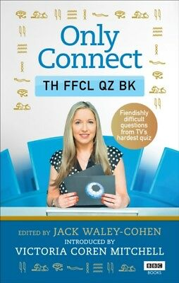 Only Connect The Official Quiz Book, 9781785943683