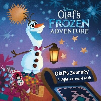 Disney Frozen Olafs Frozen Adventure, 9781789053678